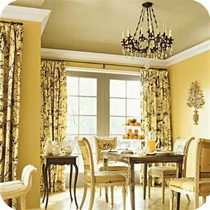 Decorating, With, Yellow, And, Gray