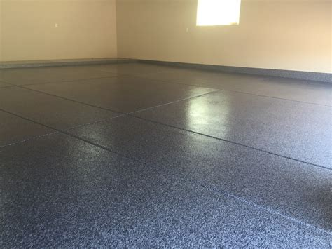 Gilbert Concrete Garage Floor Coatings By Barefoot Surfaces