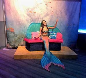 Mermaids And Pirates Return To Newport Aquarium Through