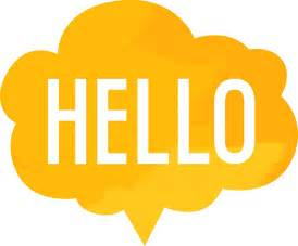 Hello Word Png Images Free Download