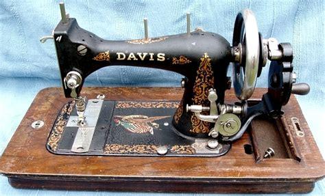 davis sewing machine company