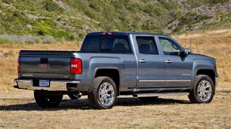 Gmc Sierra 1500 Slt Crew Cab (2014) Wallpapers And Hd