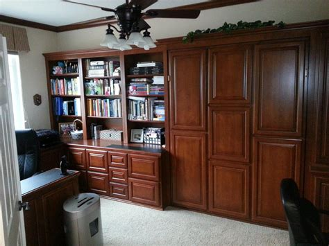 murphy bed office desk combo murphy bed and office combo