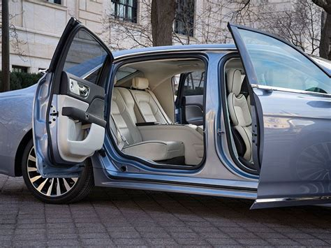 anniversary coach door lincoln continental photo
