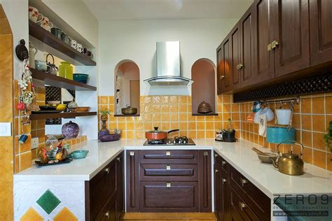 Indian Kitchen Interiors by 15 Indian Kitchen Design Images From Real Homes
