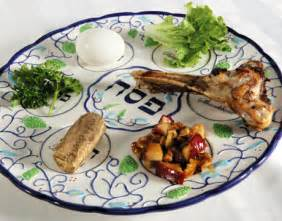 simple haggadah what 39 s on 39 s plate has moved passover foods