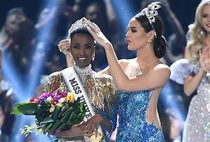 Miss Universe 2019 Winner: South Africa — Zozibini Tunzi ...
