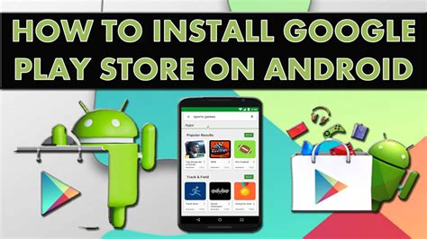 how to put on android how to install play on any android device