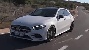 Mercedes Classe A 2018 : mercedes classe a 2018 notre avis sur la classe a 200 essence youtube ~ Medecine-chirurgie-esthetiques.com Avis de Voitures