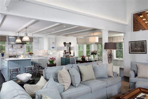 nantucket meets mountain traditional living room  metro  karen white interior design