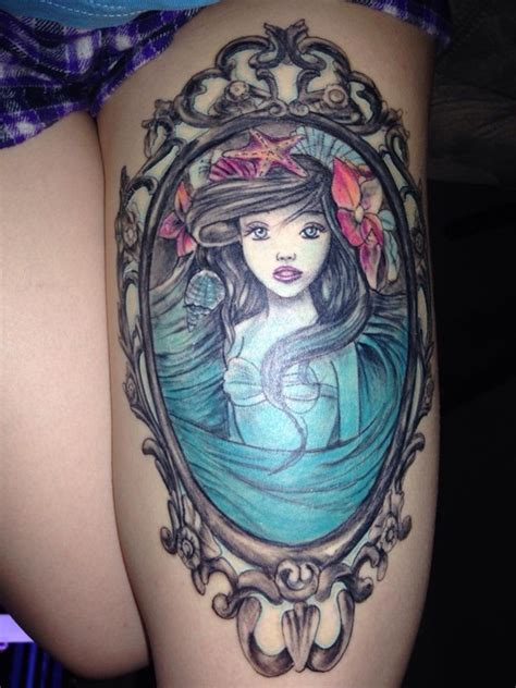 amazing  mermaid tattoos