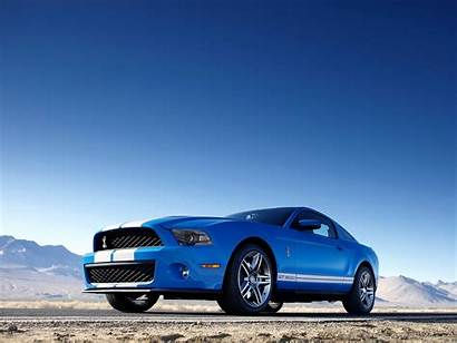 Mustang Shelby Gt500 Ford Wallpapers Desktop 2009