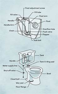 Flush Valve Wiring Diagram For Bathroom