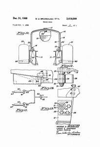 Patent Us3419099 - Truck Hood