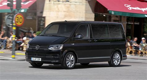 vw caravelle t6 2016 volkswagen t6 transporter caravelle and multivan models details photos caradvice