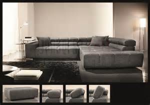 stoff fã r sofa oregon hier großes modernes sofa im edlen design