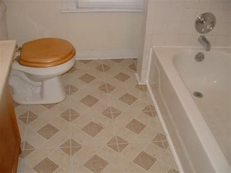 Small Bathroom Floor Tiles With Awesome Image