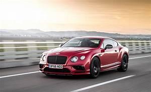 Bentley Continental Supersports : 2018 bentley continental supersports cars exclusive videos and photos updates ~ Medecine-chirurgie-esthetiques.com Avis de Voitures