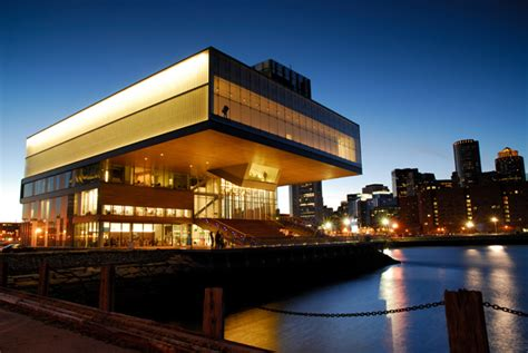 boston museum modern institute of contemporary ica boston massachusetts architecture revived