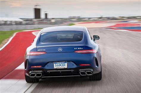 Everything we could dream up. Mercedes-AMG GT 63 4-door Coupé 2018 review | Autocar