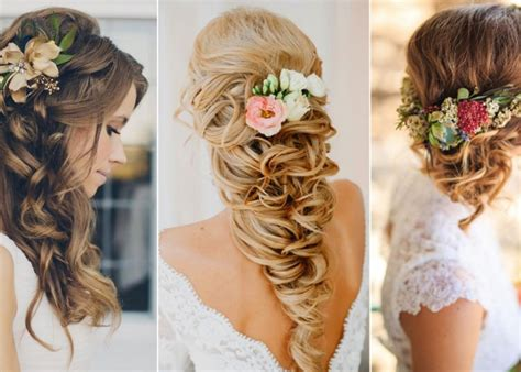 Wedding Hairstyles : Elegant Wedding Hairstyles