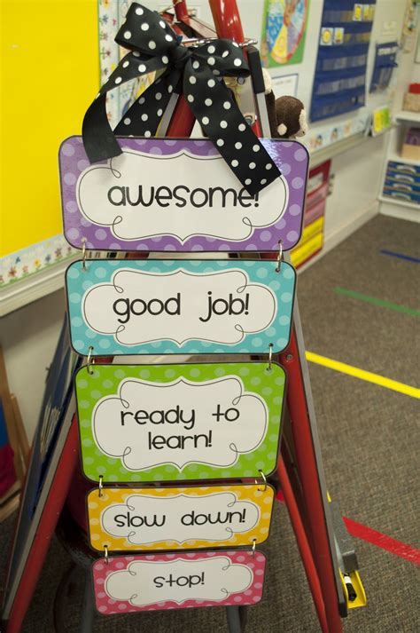 mrs ricca s kindergarten classroom management freebies 591 | DSC 7268a