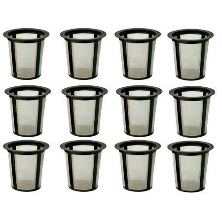 Newly designed with multistream technology ™ compatibility to extract full flavor and aroma every time you brew. Refillable Baskets My K-cup Replacement Reusable Coffee ...