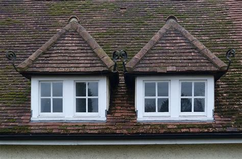 Dormer Windows Uk by File Paired Dormer Windows Letchworth Geograph 4237604