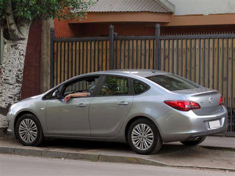 Opel Sedan by Opel Astra Sedan 2015 Image 71