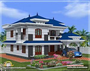 Beautiful Kerala home design 2222 Sq FtKerala home
