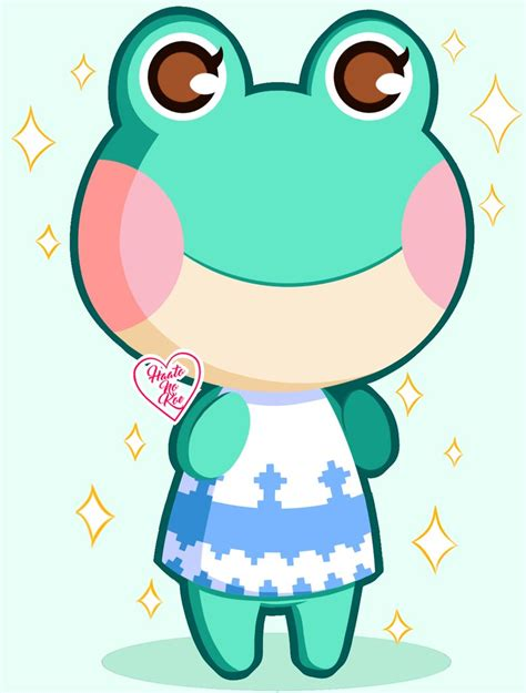 animal crossing  leaf lily  haato  koe  deviantart