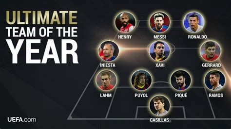 uefas ultimate xi  scary good