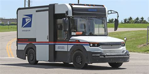 New Llv Postal Vehicle by New Look At The Karsan Mail Truck Prototype