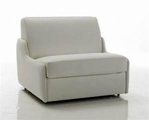 Fauteuil Convertible 1 Place Rapido : fauteuil luna convertible rapido couchage quotidien 70 190 14cm ~ Teatrodelosmanantiales.com Idées de Décoration