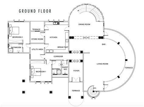 bedrooms house plan bathrooms car garage