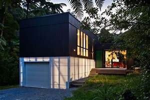 Living In The Box : small house encapsulates big thinking architecture now ~ Markanthonyermac.com Haus und Dekorationen