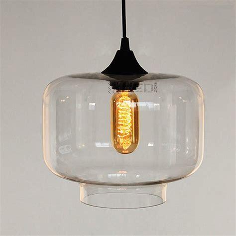 new modern retro glass pendant ls kitchen bar cafe