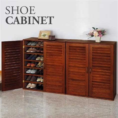 Shoe Cabinet Wood by 21 Pair Wooden Shoe Cabinet With Adjustable Shelves Buy