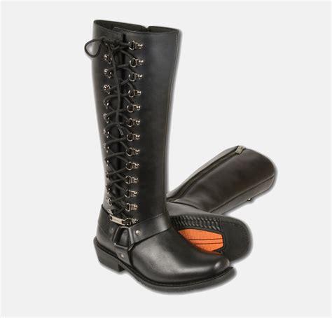 waterproof leather motorcycle boots women 39 s motorcycle leather boots 14 inch waterproof square
