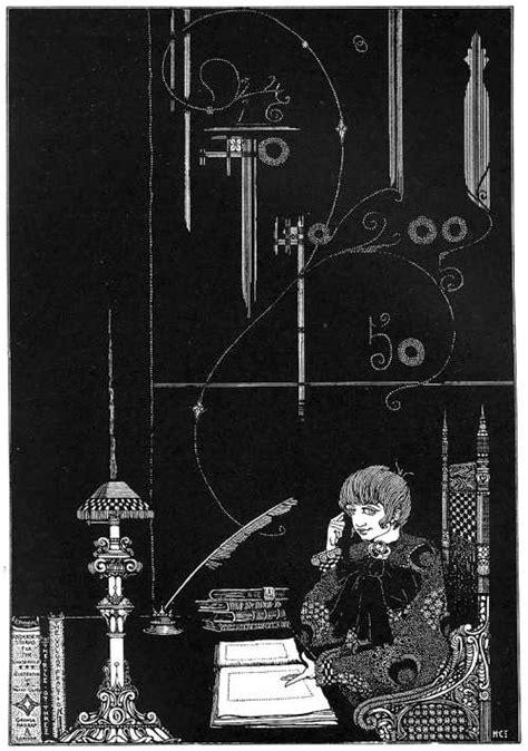 Grandma's Graphics: Harry Clarke - Hans Christian Andersen