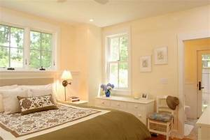 Magnolia Walls Work Beautifully With The White Furniture