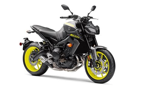 Modification Yamaha Mt 09 by 2018 Yamaha Mt 09 Hyper Motorcycle Photo Picture
