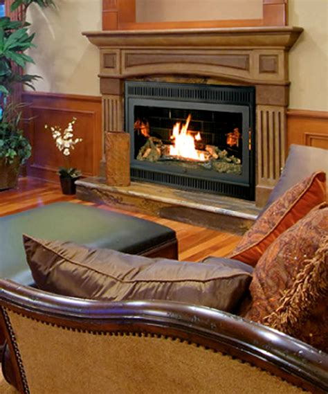 ventless fireplace ideas  designs  beautify