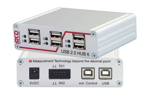 Usb Hub 2.0 6-port, Switchable, 2