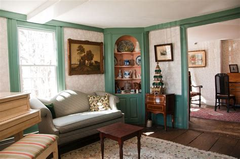 historic home interiors 1000 images about rosedale manor great room on pinterest green walls contemporary light