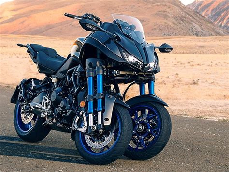 Yamaha Niken by New Yamaha Niken This Is Not A Concept