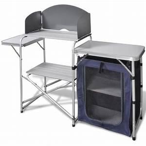 Meuble Rangement Camping : meuble de cuisine camping rangement ~ Teatrodelosmanantiales.com Idées de Décoration