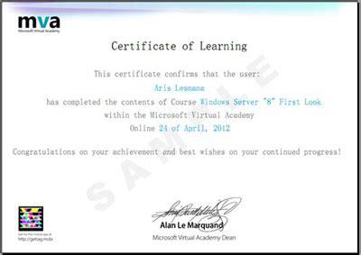 microsoft virtual academy media pembelajaran