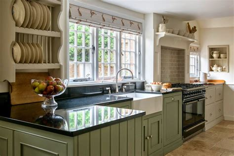 modern country style modern country kitchen  colour scheme