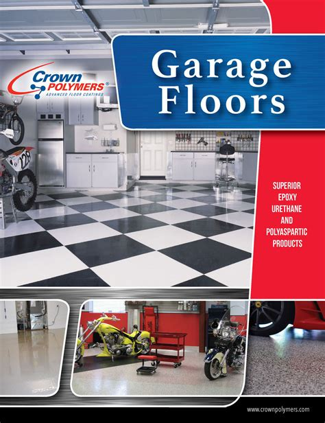 Crown Polymers Corp Products Decorative Floors